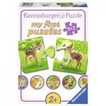Ravensburger-07365 9 Jigsaw Puzzles