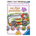 Ravensburger-07367 6 Jigsaw Puzzle - My favorite Jobs