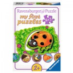 Ravensburger-07368 6 Jigsaw Puzzle - My First Puzzles
