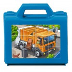 Puzzle  Ravensburger-07406 My Favorite Vehicles