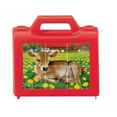 Puzzle Ravensburger-07408 Domestic animals