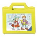 Puzzle  Ravensburger-07410 Karsten og Petra