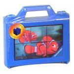 Ravensburger-07456 Cube Puzzle: Nemo