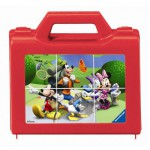 Puzzle  Ravensburger-07465 Mickey