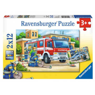 Puzzle Ravensburger-07574