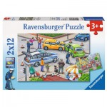 Puzzle  Ravensburger-07578