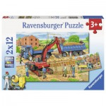 Puzzle  Ravensburger-07589