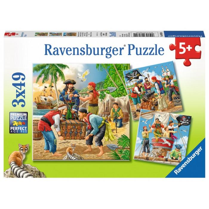3 Puzzles - Pirates