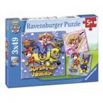Puzzle  Ravensburger-08036 3 Jigsaw
