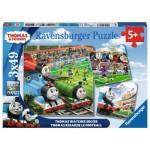 Puzzle  Ravensburger-08037 Thomas & Friends