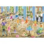Puzzle  Ravensburger-08779 Ballet Lesson