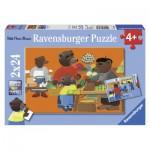 Puzzle  Ravensburger-08898