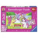 Puzzle  Ravensburger-09114