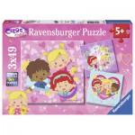 Ravensburger-09205 2 Jigsaw Puzzle - Chloe