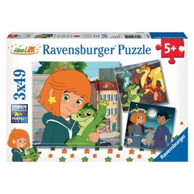 Puzzle Ravensburger-09215