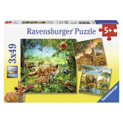 Puzzle Ravensburger-09330