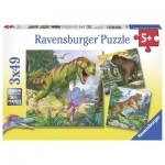 Ravensburger-09358 3D Jigsaw Puzzle - Animals