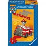 Ravensburger-09437-02 Mini Puzzle - Paw Patrol