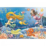 Puzzle  Ravensburger-09638 Underwater Stories
