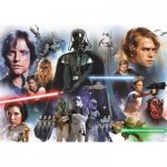 Ravensburger-09765 Floor Puzzle - Star Wars