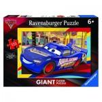 Ravensburger-09766 Floor Puzzle - Cars 3