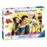 Ravensburger-09782 Floor Puzzle - Soy Luna