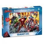 Ravensburger-09783 Floor Puzzle - Avengers