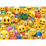 Ravensburger-09788 Floor Puzzle - Emoji