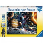 Puzzle  Ravensburger-10016 In Space
