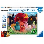 Puzzle  Ravensburger-10032 XXL Pieces - Angry Birds