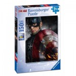 Puzzle  Ravensburger-10034 XXL Pieces - Captain America