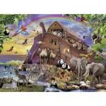 Puzzle  Ravensburger-10038 XXL Pieces - Noah's Ark