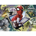Puzzle  Ravensburger-10042 XXL Pieces - Spider-Man
