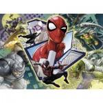 Puzzle  Ravensburger-10042 XXL Pieces - Spider-Man