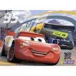 Puzzle  Ravensburger-10047 XXL Pieces - Cars 3