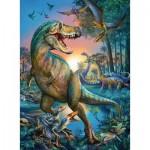 Puzzle  Ravensburger-10052 XXL Pieces - Dinosaurs