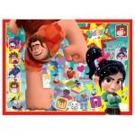 Puzzle  Ravensburger-10056 XXL Pieces - Ralph