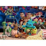 Puzzle  Ravensburger-10408 XXL Pieces - Toy Story