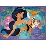Puzzle  Ravensburger-10409 XXL Pieces - Disney Princess - Jasmine