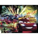Puzzle  Ravensburger-10520 Cars Néon