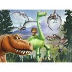 Puzzle  Ravensburger-10533 XXL Pieces - The Good Dinosaur