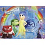 Puzzle  Ravensburger-10567 XXL Pieces - Disney Pixar: Inside Out