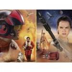 Puzzle  Ravensburger-10587 XXL Pieces - Star Wars