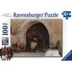 Puzzle  Ravensburger-10598 A Bell for Ursli
