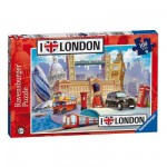 Ravensburger-10607 Jigsaw Puzzle - 100 Pieces - Maxi - London