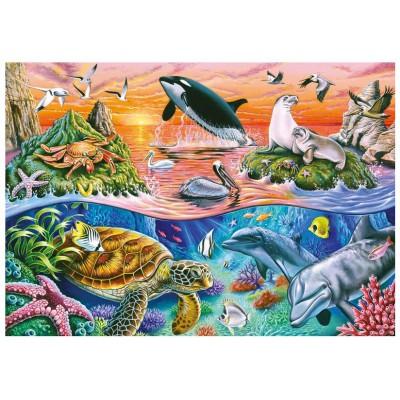Puzzle Ravensburger-10681 Ocean