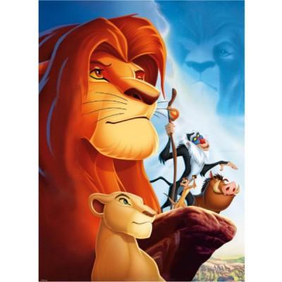 Ravensburger-10696 Jigsaw Puzzle - 100 Pieces - XXL - The Lion King