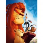 Ravensburger-10696 Jigsaw Puzzle - 100 Pieces - XXL - The Lion King