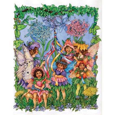 Ravensburger-10741 Jigsaw Puzzle - 100 Pieces - Maxi - Goblin Country