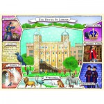 Ravensburger-10784 XXL Jigsaw Puzzle - The Tower of London